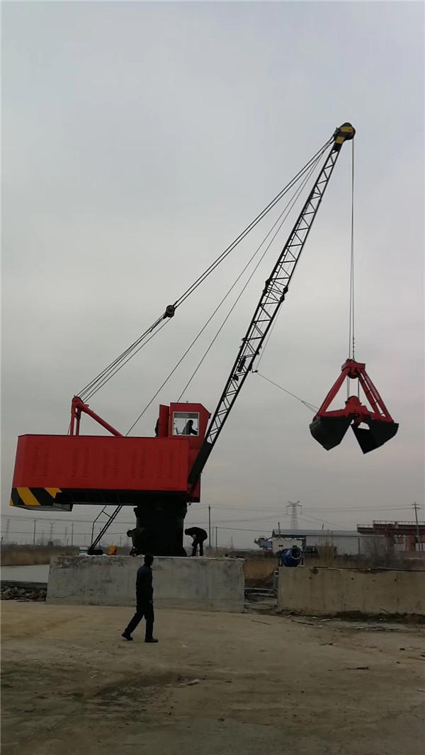 回转支承吊机